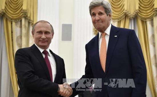 Ngoại trưởng Mỹ hội kiến Tổng thống Nga