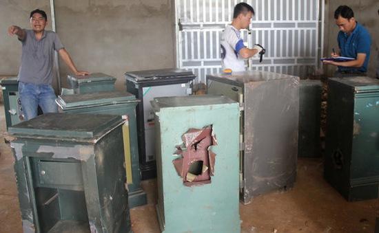 Bắt 2 đối tượng gây ra 88 vụ trộm két sắt tại Lâm Đồng