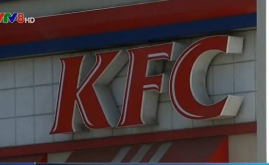 Hãng KFC bị nghi sử dụng thịt gà chứa kháng sinh cao