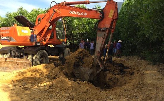 """Phát hiện chất thải của Formosa chôn lấp trong rừng tràm """"nóng"""" nhất tuần"""