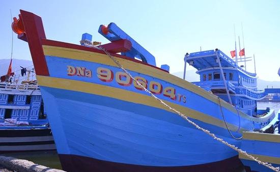 Tàu cá lớn nhất Đà Nẵng gặp nạn: Vẫn chưa tìm thấy 2 ngư dân mất tích