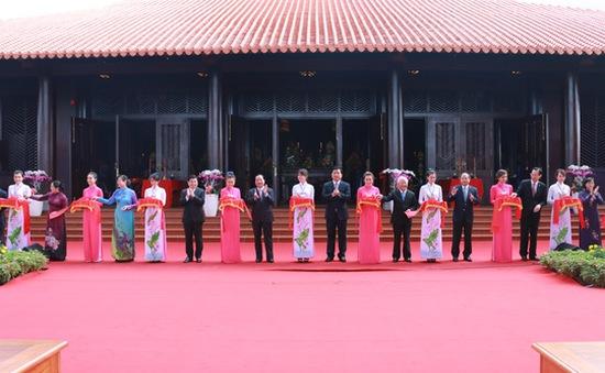 TP.HCM: Khánh thành đền thờ Đức Lễ Thành hầu Nguyễn Hữu Cảnh