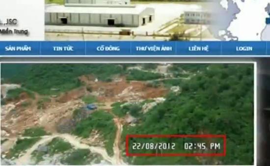CTCP Mỏ và XNK Khoáng sản Miền Trung bị tố ăn cắp hình ảnh, thương hiệu