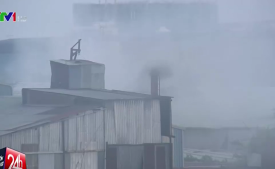 Hàng trăm hộ dân tại TP.HCM kêu cứu vì khói thải nhà máy bủa vây