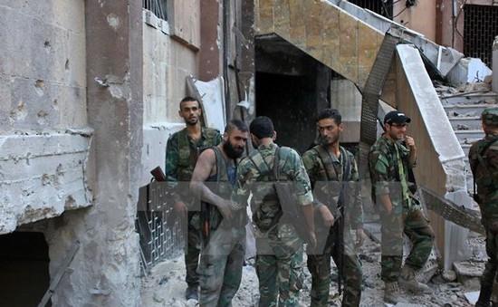 Thổ Nhĩ Kỳ khẳng định không kích tại Syria không hiệu quả