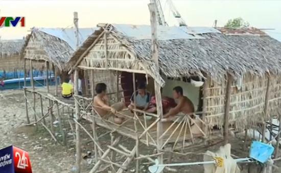 Chông chênh cuộc sống của người dân trở về từ Biển Hồ Campuchia