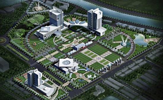Rà soát việc xây dựng khu trung tâm hành chính tập trung
