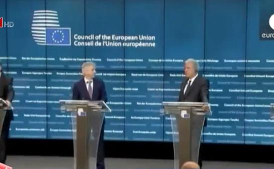 Hai Bộ trưởng Bỉ xin từ chức sau vụ khủng bố Brussels
