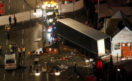 Đức: Thủ phạm vụ tấn công ở Berlin đã tìm cách mua vũ khí ở Pháp