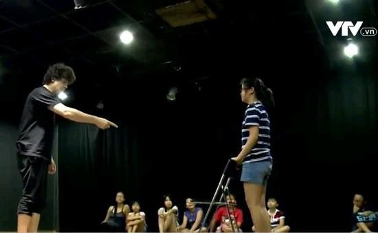 Đạo diễn Pháp nuôi dưỡng đam mê kịch ứng tác cho giới trẻ Việt Nam