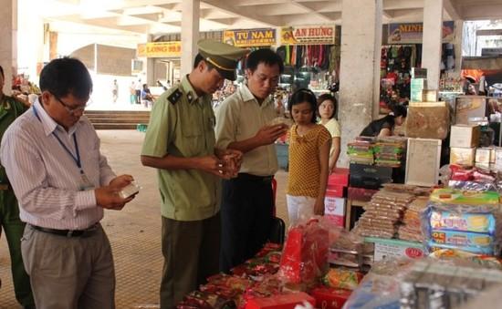 Hà Nội lập 5 đoàn kiểm tra đột xuất về an toàn thực phẩm