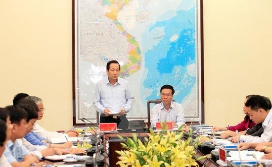 Bộ Chính trị kiểm tra việc thực hiện Nghị quyết Đại hội XII