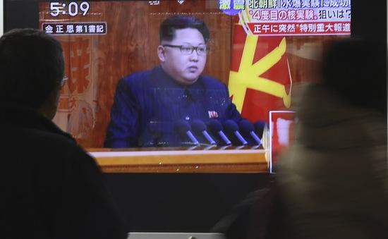 Quốc tế kêu gọi Triều Tiên không thử đầu đạn hạt nhân
