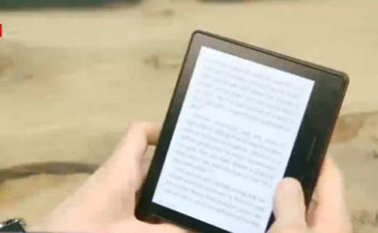 Amazon ra mắt thiết bị đọc sách Kindle thế hệ mới