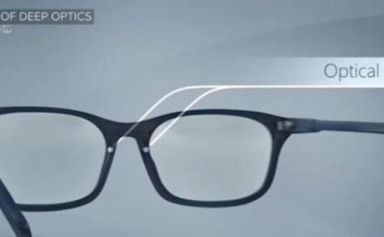 Kính tự động điều chỉnh thị lực đầu tiên trên thế giới