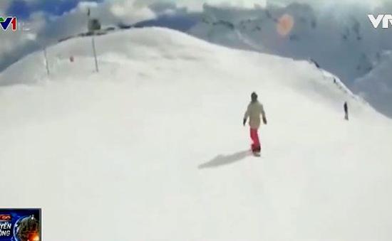 Israel phát triển kính thực tế ảo cho môn trượt tuyết