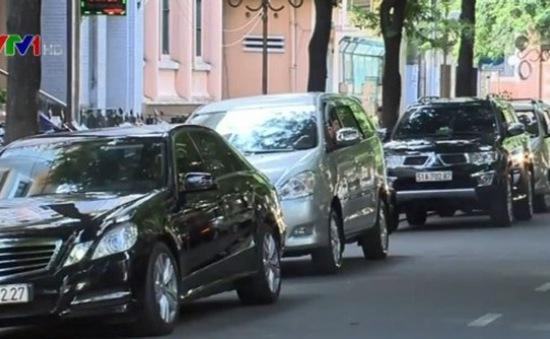 Đề xuất thí điểm 100 taxi chạy bằng điện tại TP.HCM