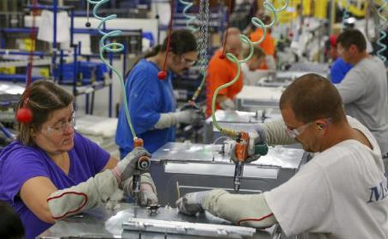 Nền kinh tế Mỹ có nhiều tín hiệu tích cực