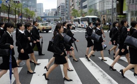 """Nhật Bản hướng đến """"Nền kinh tế phụ nữ"""""""