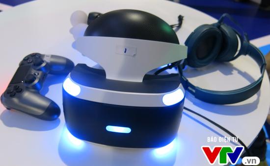 Trải nghiệm kính thực tế ảo PlayStation VR tại Sony Show 2016