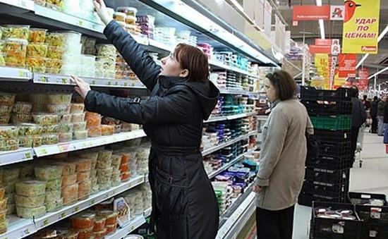 Kinh tế Nga khó khăn nhất kể từ năm 2005