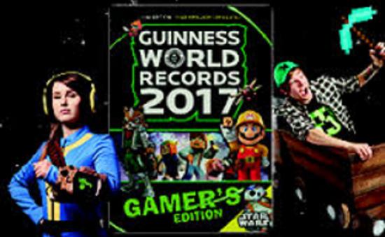 Những kỷ lục Guinness thế giới được xác lập năm 2017