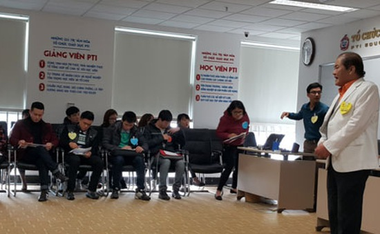 Lần đầu tiên tổ chức đào tạo giảng viên Đại học về khởi nghiệp