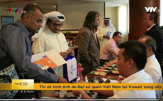 Đoàn DN Việt Nam khảo sát thị trường tại Kuwait