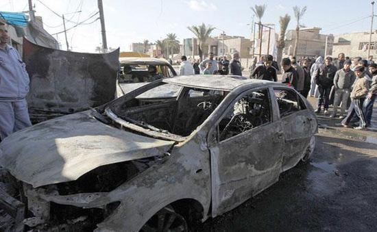 """IS thừa nhận là """"tác giả"""" vụ đánh bom đẫm máu ở Iraq"""