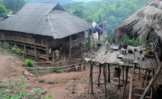 """Lai Châu: Người dân vùng sạt lở """"sống trong sợ hãi"""""""