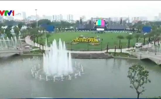 Vingroup khai trương kỹ thuật công viên ven sông lớn nhất TP.HCM