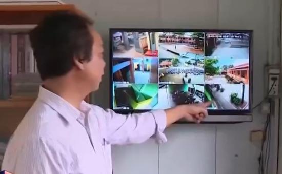 Các trường học tại Lâm Đồng lắp camera giám sát sau tin đồn bắt cóc trẻ em
