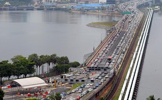 """Dự án đường sắt cao tốc """"khủng"""" giữa Singapore và Malaysia"""