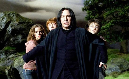 Dàn sao Harry Potter nói lời vĩnh biệt thầy Snape