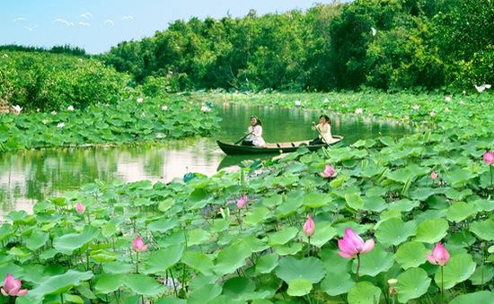 Láng Sen - Khu Ramsar thứ 7 của Việt Nam