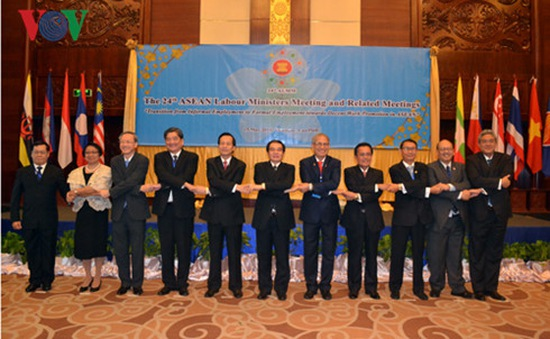 ASEAN hướng tới thúc đẩy thị trường việc làm bền vững