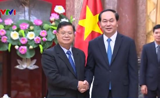 Đẩy mạnh hợp tác thương mại, đầu tư Việt - Lào