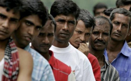Malaysia bắt giữ gần 48.000 lao động nhập cư bất hợp pháp