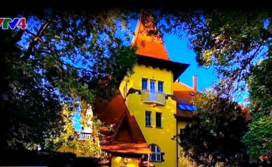 Lâu đài của người Việt được vinh danh đẹp nhất Hungary