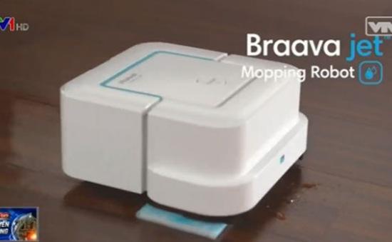 Braava Jet - Robot lau nhà thông minh