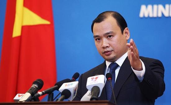 Việt Nam bác bỏ quyết định nghỉ đánh bắt cá ở Biển Đông của Trung Quốc