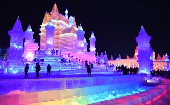 Lễ hội băng tuyết ở Trung Quốc