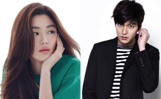 Lee Min Ho và Jun Ji Hyun sẽ là Cặp đôi đẹp nhất năm?