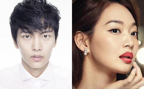 Mỹ nữ Shin Min Ah xem xét đóng phim trên kênh truyền hình Cáp