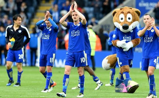 Man Utd không thể cản Leicester City vô địch!