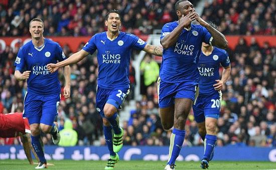 Vô địch Ngoại hạng Anh, Leicester lập hàng loạt kỷ lục