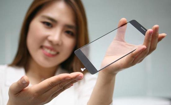 Smartphone LG sẽ có cảm biến vân tay tích hợp trên… màn hình?