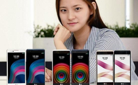 LG ra mắt bộ đôi smartphone giá rẻ X5 và X Skin tại Hàn Quốc