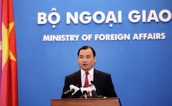 Việt Nam hoan nghênh thỏa thuận giữa Iran và P5+1
