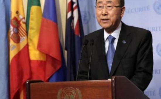 Tổng Thư ký LHQ: Hành động của Triều Tiên gây nguy hại tới hòa bình khu vực